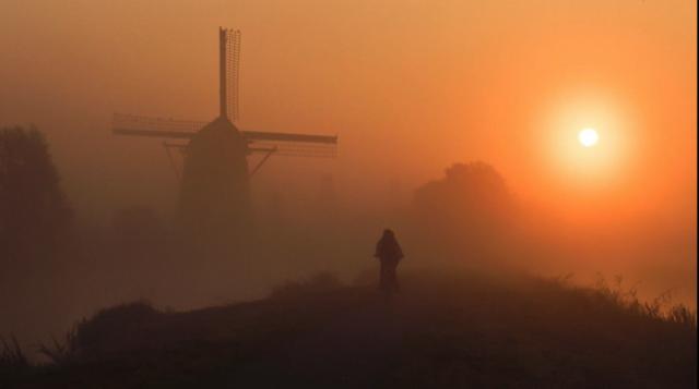 风光摄影天气:雾,霾